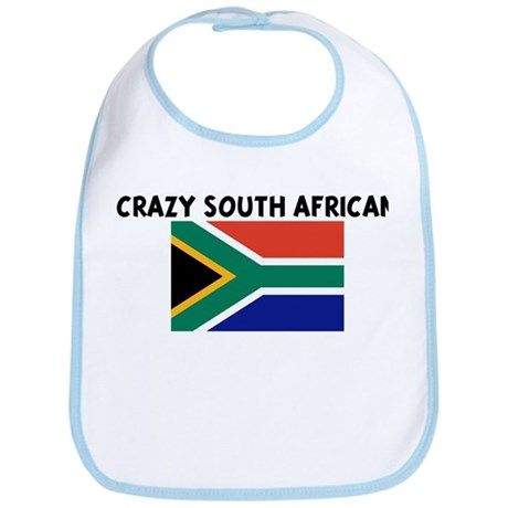 CRAZY SOUTH AFRICAN Bib