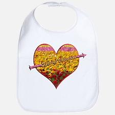 Helaine's Valentine 4 Bib