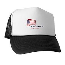 Dennis Kucinich for president Trucker Hat
