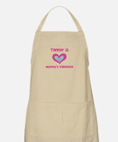Tanner is Mommy's Valentine  BBQ Apron