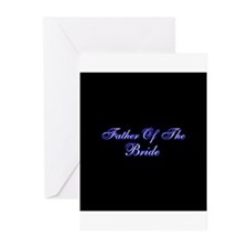 Father Of The Bride Greeting Cards (Pk of 10)