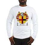 Brooke Family Crest Long Sleeve T-Shirt