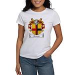 Brooke Family Crest Women's T-Shirt