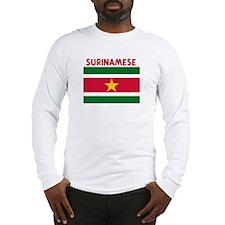 SURINAMESE Long Sleeve T-Shirt