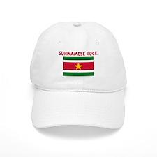 SURINAMESE ROCK Baseball Cap