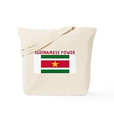 SURINAMESE POWER Tote Bag