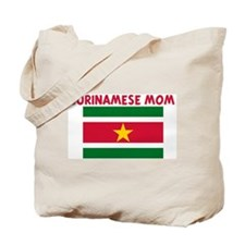 SURINAMESE MOM Tote Bag
