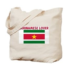 SURINAMESE LOVER Tote Bag