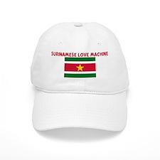 SURINAMESE LOVE MACHINE Baseball Cap