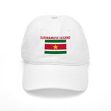 SURINAMESE LEGEND Baseball Cap