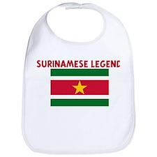 SURINAMESE LEGEND Bib