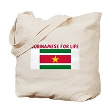 SURINAMESE FOR LIFE Tote Bag