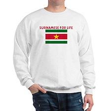 SURINAMESE FOR LIFE Sweatshirt