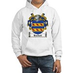 Burdett Family Crest Hooded Sweatshirt