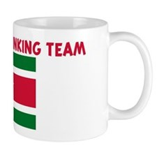 SURINAMESE DRINKING TEAM Mug