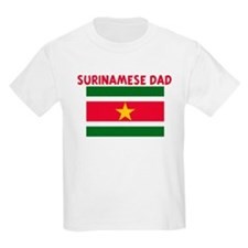 SURINAMESE DAD T-Shirt
