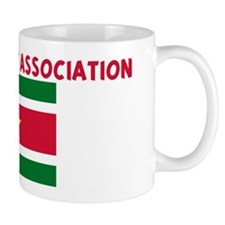 SURINAMESE BY ASSOCIATION Mug