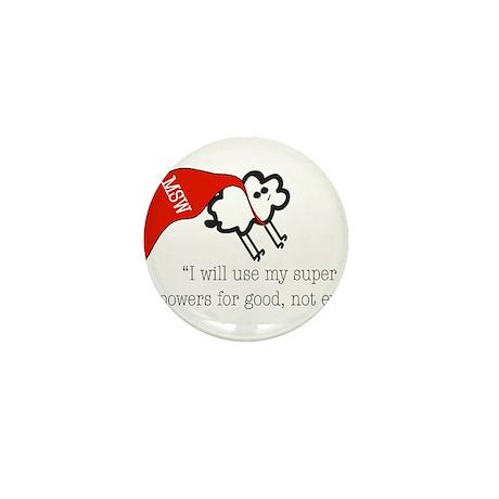 Creative Genius.... Mini Button (100 pack)