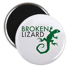 Broken Lizard Magnet