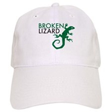 Broken Lizard Baseball Cap