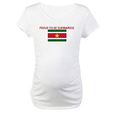 PROUD TO BE SURINAMESE Shirt