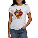 Butler Family Crest Women's T-Shirt