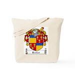 Butler Family Crest Tote Bag