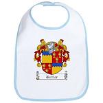 Butler Family Crest Bib