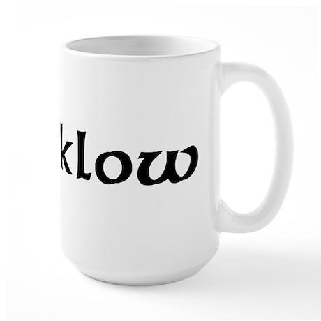 Wicklow Large Mug