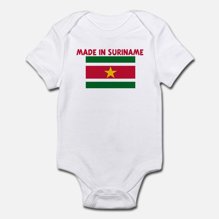 MADE IN SURINAME Onesie