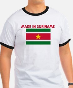 MADE IN SURINAME T