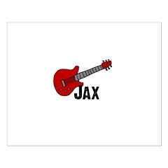 Guitar - Jax Posters