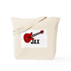Guitar - Jax Tote Bag