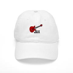 Guitar - Jax Baseball Cap