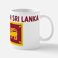 100 PERCENT MADE IN SRI LANKA Mug