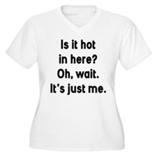 Is It Hot In Here T-Shirt