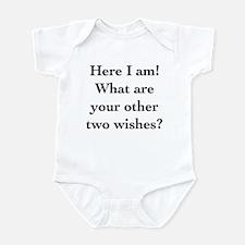 Here I Am Infant Bodysuit