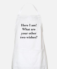 Here I Am Apron