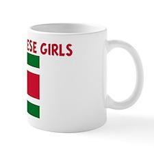 I LOVE SURINAMESE GIRLS Mug