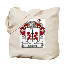Cagney Family Crest Tote Bag