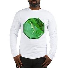Green Lizard Long Sleeve T-Shirt