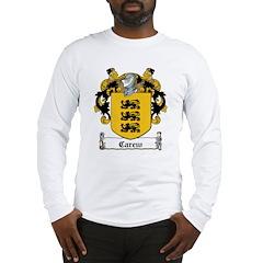 Carew Family Crest Long Sleeve T-Shirt