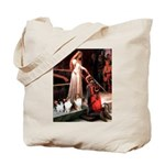 Accolade / 3 Shelties Tote Bag