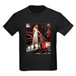 Accolade / 3 Shelties Kids Dark T-Shirt