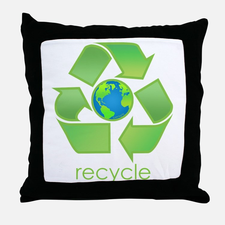 Throw Pillow Recycle : Recycle Pillows, Recycle Throw Pillows & Decorative Couch Pillows