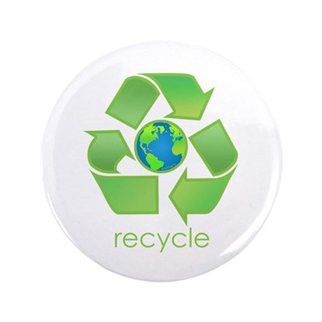 "Recycle 3.5"" Button"
