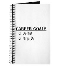 Dentist Career Goals Journal