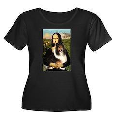 Mona Lisa / Sheltie (s&w) T