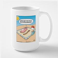 Pig Bacon Sunscreen Mug