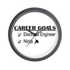 EE Career Goals Wall Clock